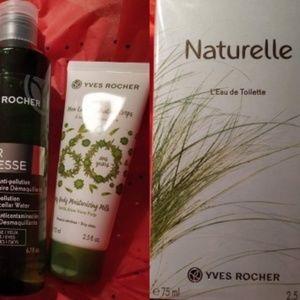 Christmas bundle 4 pc. Yves Rocher gift